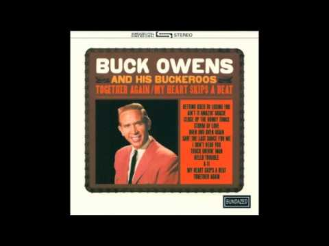 Buck Owens  Getting Used to Losing You