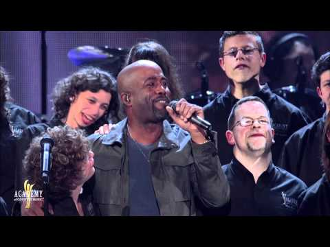 ACM Awards Lifting Lives Moment with Darius Rucker