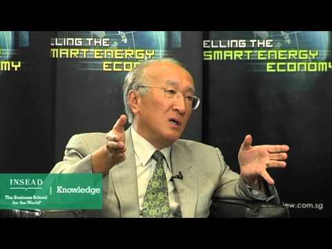Nobuo Tanaka of the International Energy Agency on energy efficiency initiatives