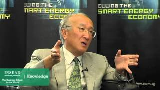 Nobuo Tanaka of the International Energy Agency on energy efficiency initiatives