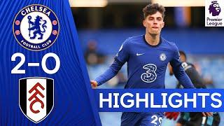 Chelsea 2 0 Fulham Kai Havertz Brace Boosts Top Four Hopes Premier League Highlights MP3