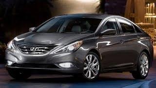 2013 Hyundai Sonata Start Up and Review 2.4 L 4-Cylinder