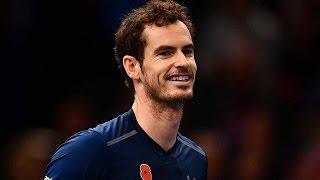 Murray Becomes No. 1, Isner Serves Past Cilic Highlights Paris