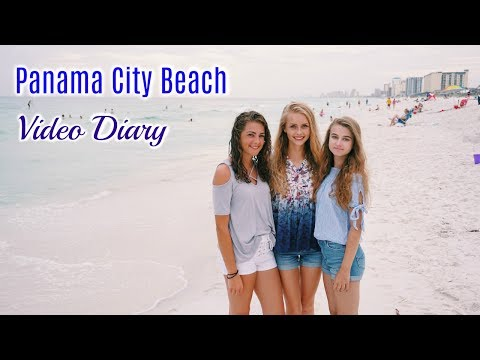 Panama City Beach Travel Diary