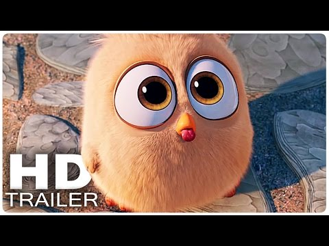 Thumbnail: ANGRY BIRDS Movie Trailer 1 + 2 (2016)