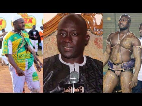 'Modou Lô dafa fèbarone 45 jours avant combat bi...' Coach Alioune Dione