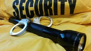 Unarmed Security: DUTY BELT and Considerations