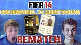 FIFA 14 | CRAZY LEGEND/INFORM WAGER VS. W2S!