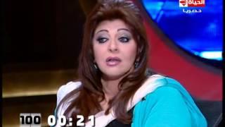بالفيديو.. رسالة هالة صدقي لصديقتها ليلى علوي: أنتي جميلة برة وجوة