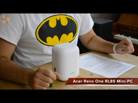 Acer Revo One RL85 Mini PC Review