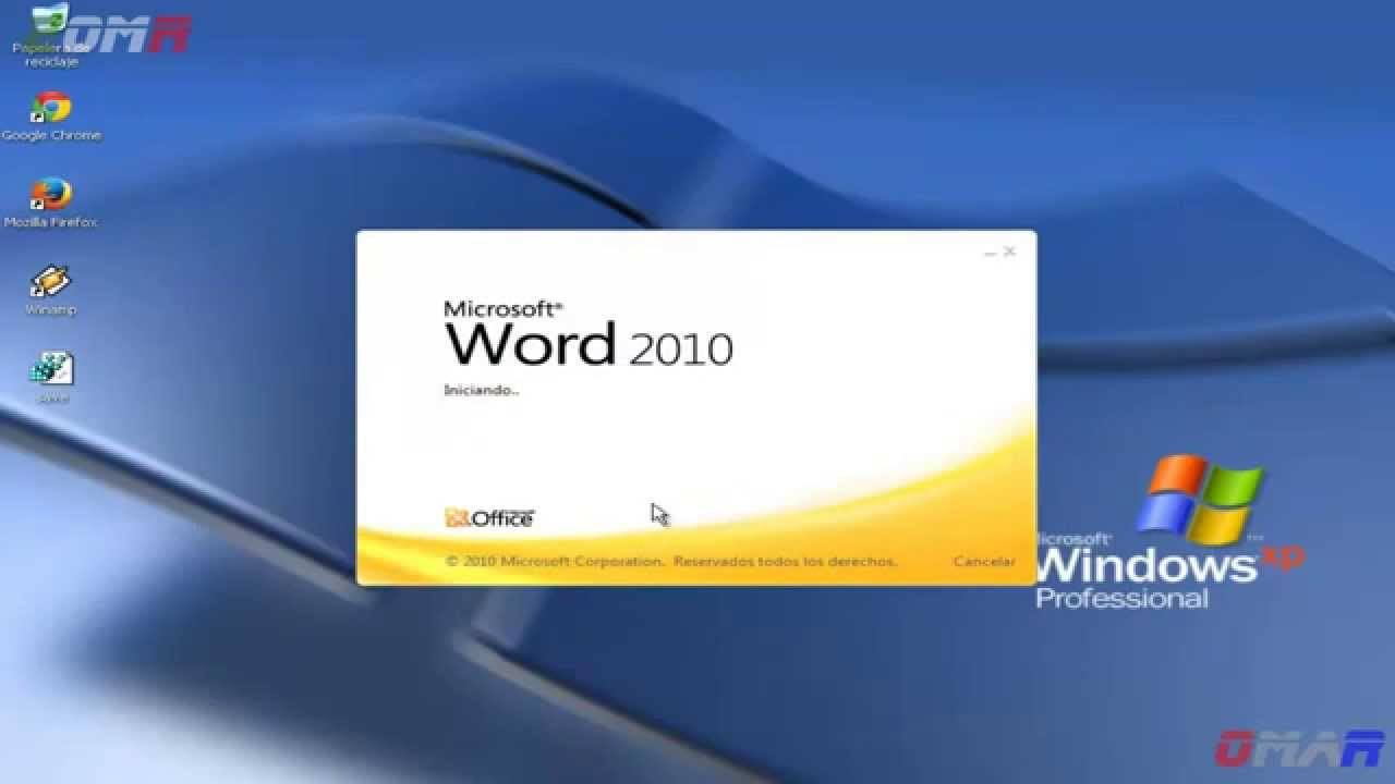 descargar gratis microsoft office 2010 para windows xp en espanol