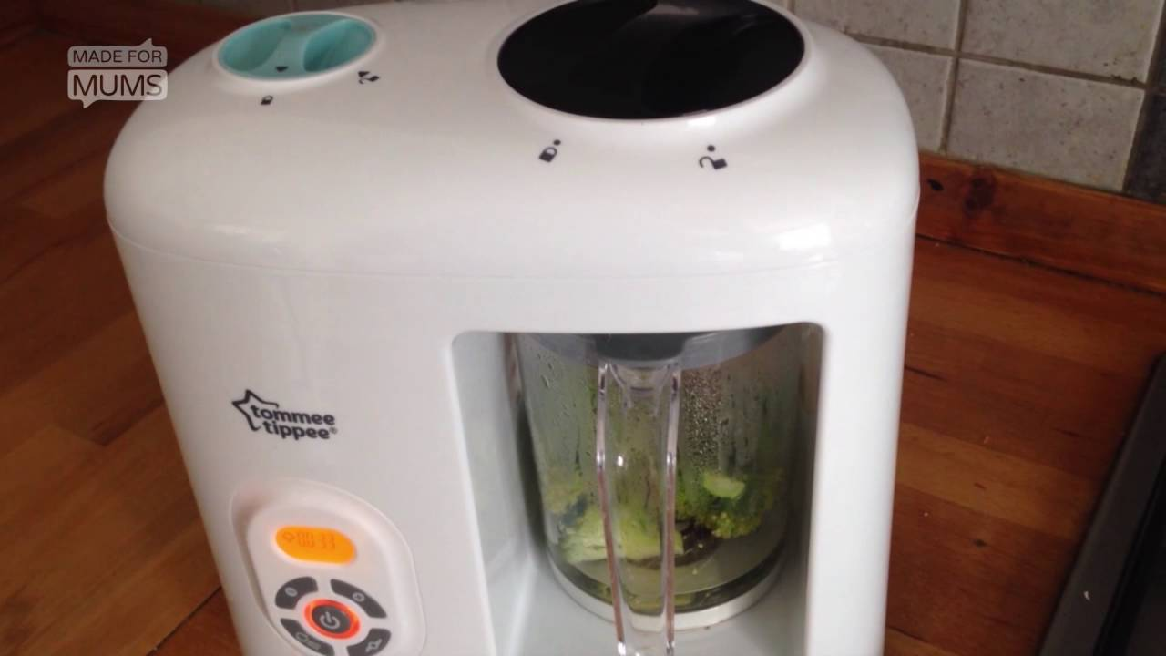 7 Pros And Cons Of The Tommee Tippee Steamer Blender Madeformums Vlogger Review