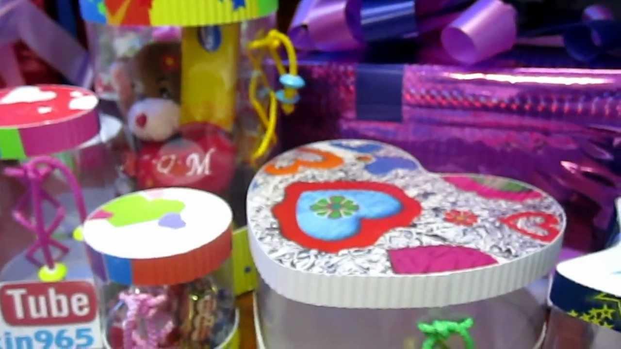 Corrutatos cajitas originales para regalos youtube - Envoltorios originales para regalos ...