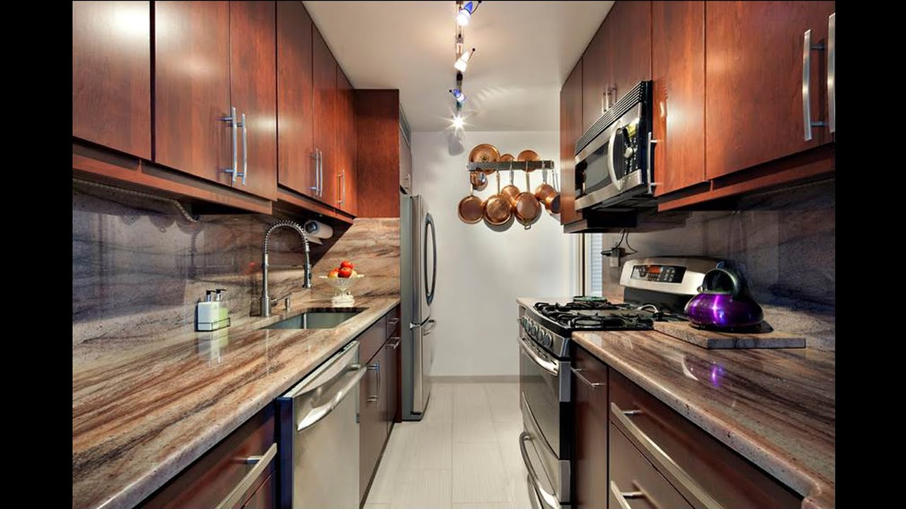 NYC Renovation Interior Design U0026 Home Decor Apartment Kitchen Remodel    YouTube
