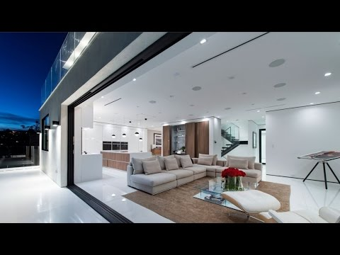 Stunning hollywood hills luxury residence by ori ayonmike