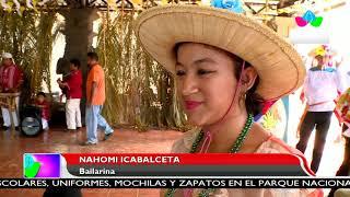 Multinoticias | Diriamba se llena de cultura y bailes tradicionales para celebrar a San Sebastián