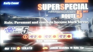 Gran Turismo 3: A-Spec - Part #31 - Wet Road of Super Special Stage Route 5 (Rally)