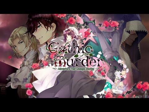 Gothic Murder: Adventure That Changes Destiny - Announce Trailer