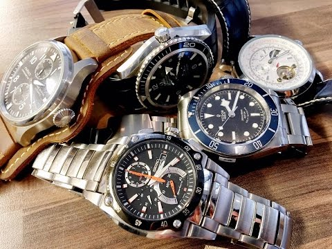 Collecting Watches - Where do I start?