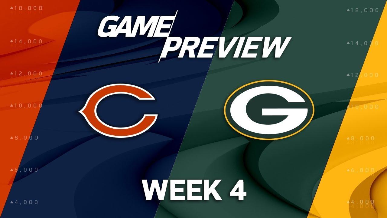 Bears vs. Packers 2017: Start time, TV schedule for 'Thursday Night Football'