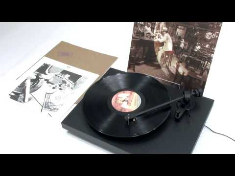 Led Zeppelin - Fool In The Rain (Official Vinyl Video)