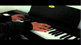 Natalia Kills Wonderland piano cover acoustic instrumental version