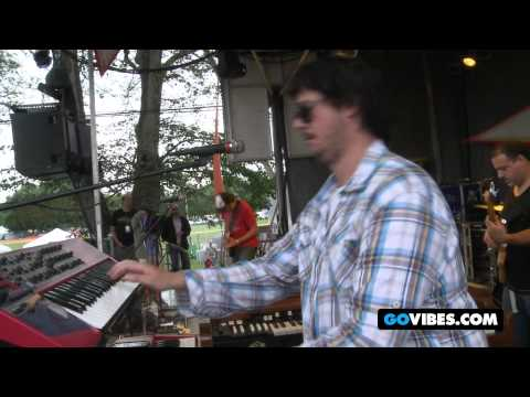 """Kung Fu Performs """"Belatone"""" at Gathering of the Vibes Music Festival 2012"""