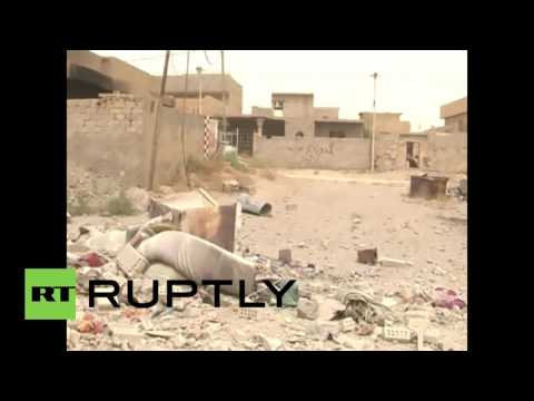 Iraq: Security forces recapture crucial part of Fallujah from Islamic State