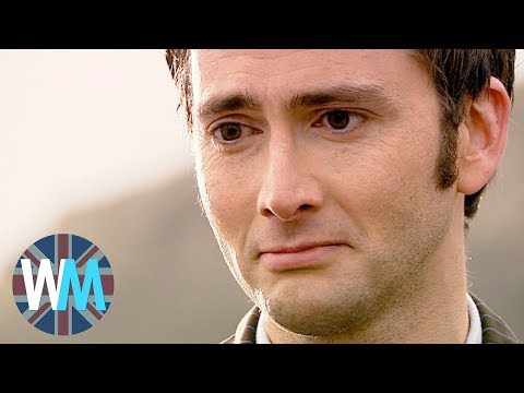 Top 10 Tenth Doctor David Tennant Moments