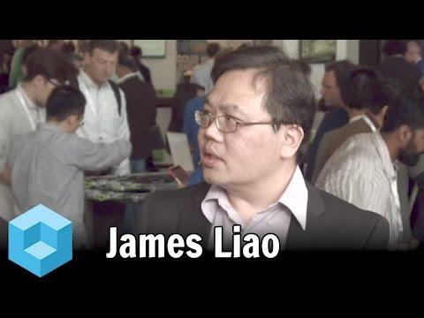 James Liao, Pica8  - OCP Summit - #OCPSummit16 - #theCUBE