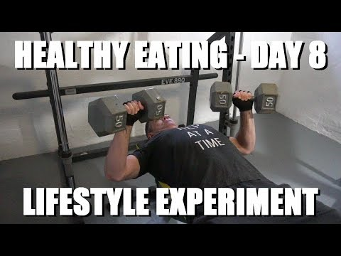 Weight Loss Vlog – Weight Lifting Cut Short – August 6, 2018