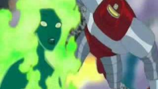 justice league unlimited theme song