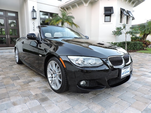 2013 bmw 335i m sport cabrio for sale by auto europa naples youtube. Black Bedroom Furniture Sets. Home Design Ideas