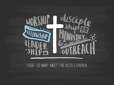 Acts 2 Church: Fellowship