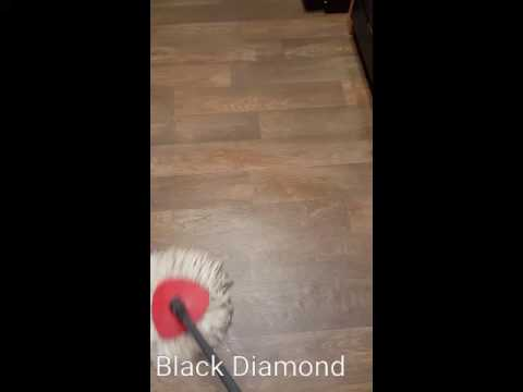 Black Diamond Floor Cleaner - Black Diamond Floor Cleaner - YouTube