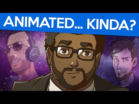 Giant Bomb Animated (Kinda) - Drama and Curry