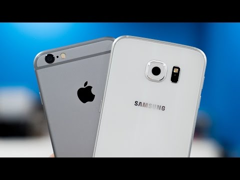Galaxy S7 Screen Sizes and iPhone 7 Dimensions