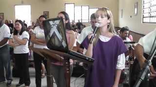 Missa da Primeira Eucaristia - Paróquia Nossa Sra. Paraíso