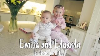 Emilia and Eduardo || Let Them Be Little