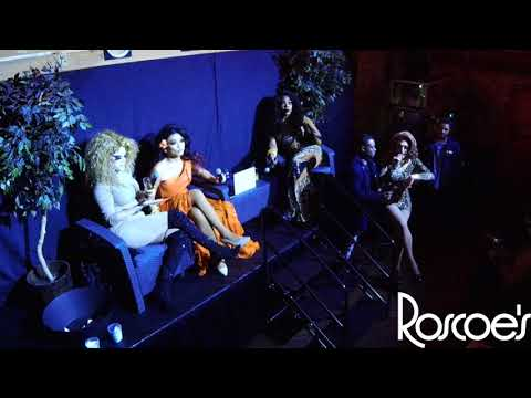 RPDR AS3 Viewing Party hosted by Trannika Rex, BeBe Zahara Benet, Morgan McMichaels, JuJuBee!