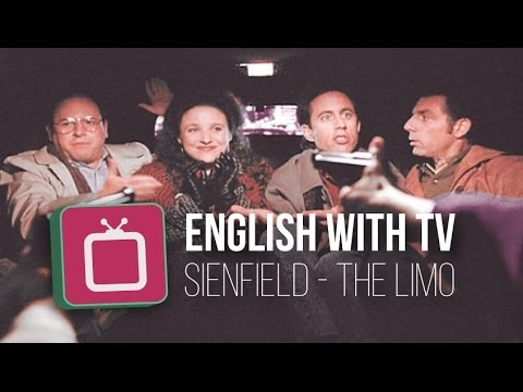Learn English With Seinfeld (Funny American TV Series)