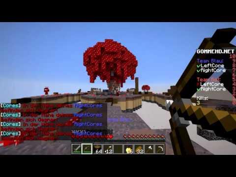 Minecraft Cores 3 # Lava Core