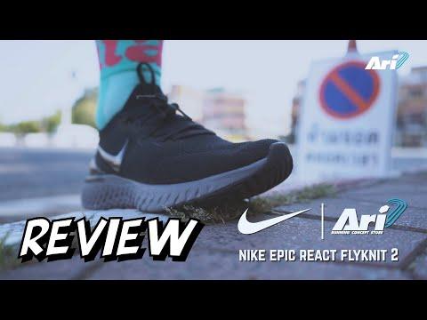 รีวิว-รองเท้าวิ่ง-nike-epic-react-flyknit-2-โดย-โค้ชตั้น-ari-running-club