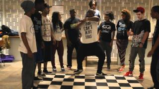 C.3Style: Trilogy dance crew