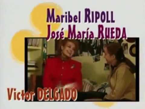 Ada Madrina 1999 Cabecera. Serie de Antena 3