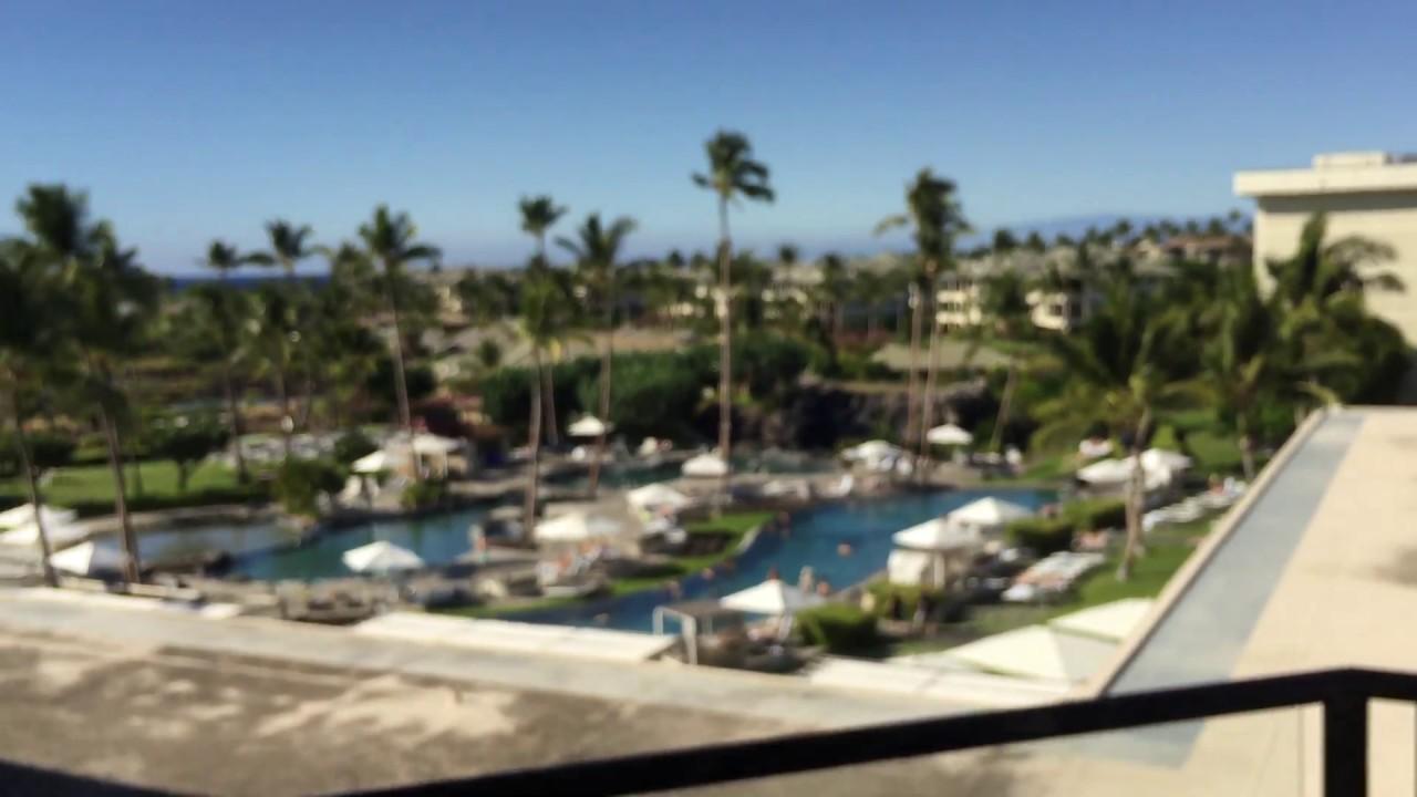 Waikoloa Beach Marriott Resort Spa January 2016