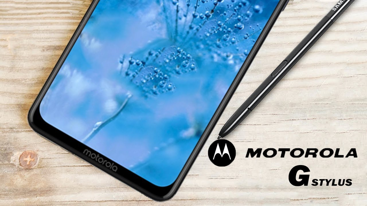 Motorola Moto G Stylus: Design & Specifications!!!
