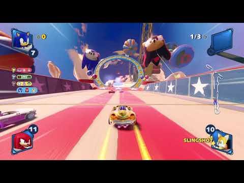 Team sonic racing gameplay 1 |