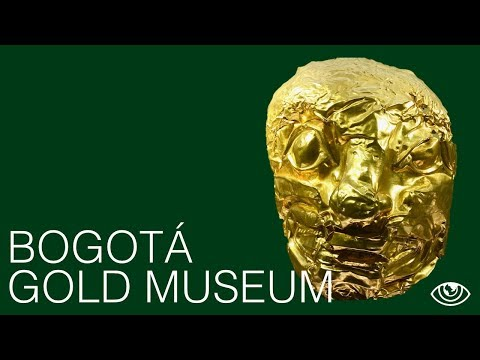 Bogotá - Gold Museum / Colombia Travel Vlog #145 / The Way We Saw It
