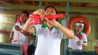 Hướng dẫn làm bong bóng - NhaTrangClub.vn